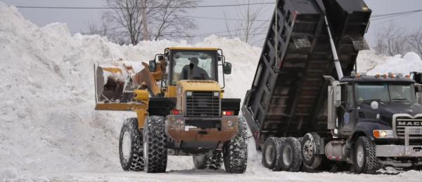 Cancillería recomienda a colombianos en Boston estar atentos a indicaciones de las autoridades ante posible tormenta de nieve