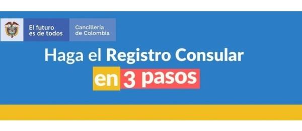 Registrese y permanezca actualizado sobre las novedades del Consulado de Colombia en Boston